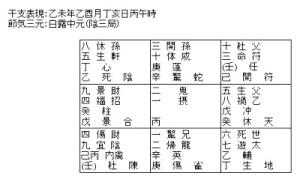 来年の運勢の鑑定書イメージ3